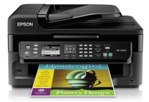 Epson WF-2540 Driver, Software Download for Windows 10, 8,7