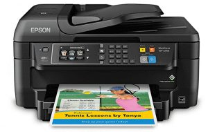 Epson WF-2760 Printer, Driver, Software Download, Install
