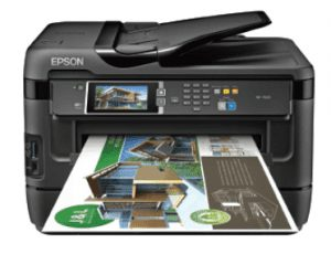 Epson WF-7620 Driver, Software Download, Install, Scanner