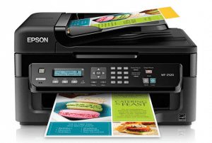 Epson WorkForce WF-2520 Driver