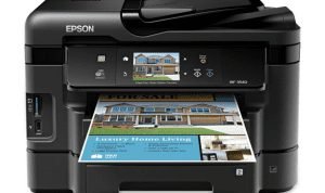 Epson WF-3540 Driver, Software Download, Install, Setup