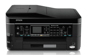 Epson WorkForce 645 Driver, Software Download, Install