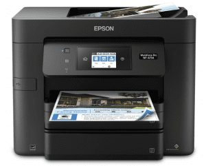 Epson WF-4734 Driver, Scanner, Software Download, Install